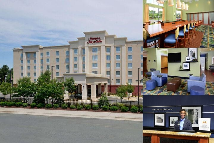 Hampton Inn & Suites Durham / North I 85 photo collage