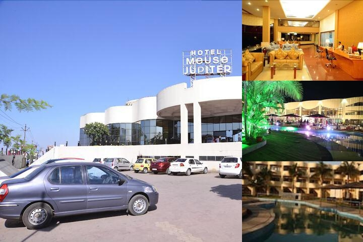 Meuse Jupiter Business & Luxury Hotel photo collage