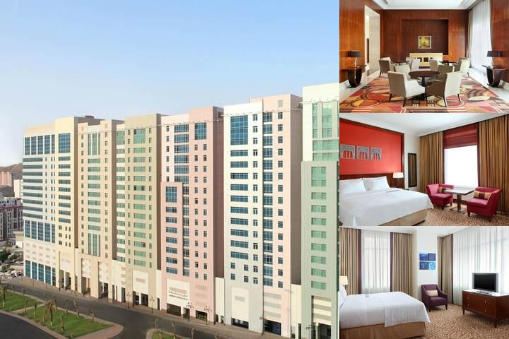 Le Meridien Towers Makkah photo collage