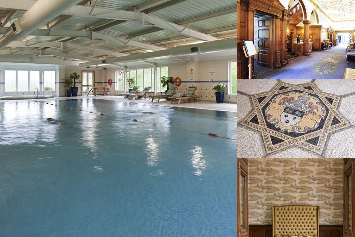 Mercure Ardoe House Hotel & Spa photo collage