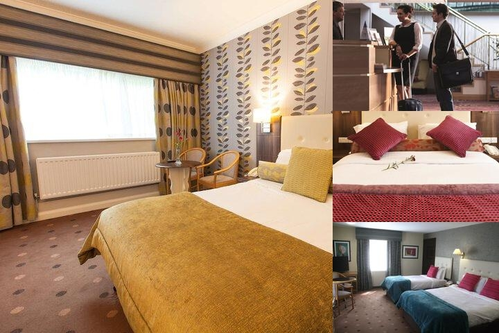 Best Western White Horse Hotel photo collage