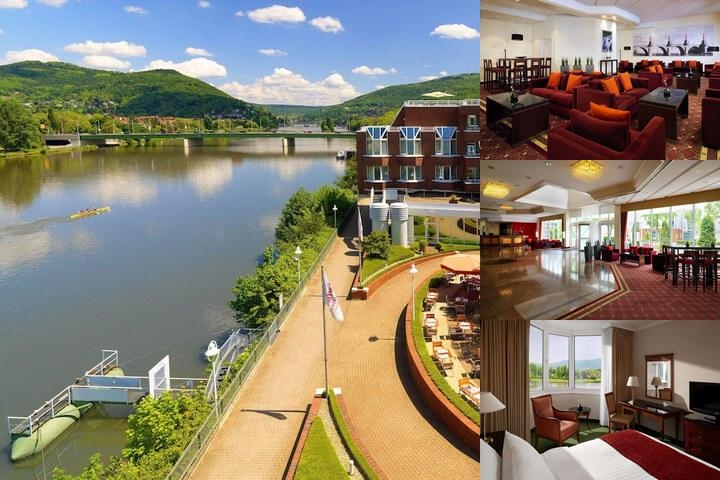 Marriott Heidelberg photo collage