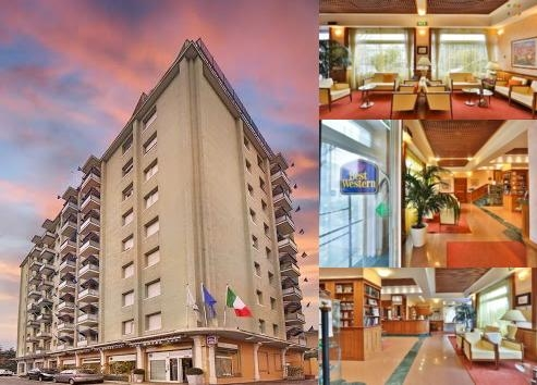 Best Western Hotel Maggiore photo collage