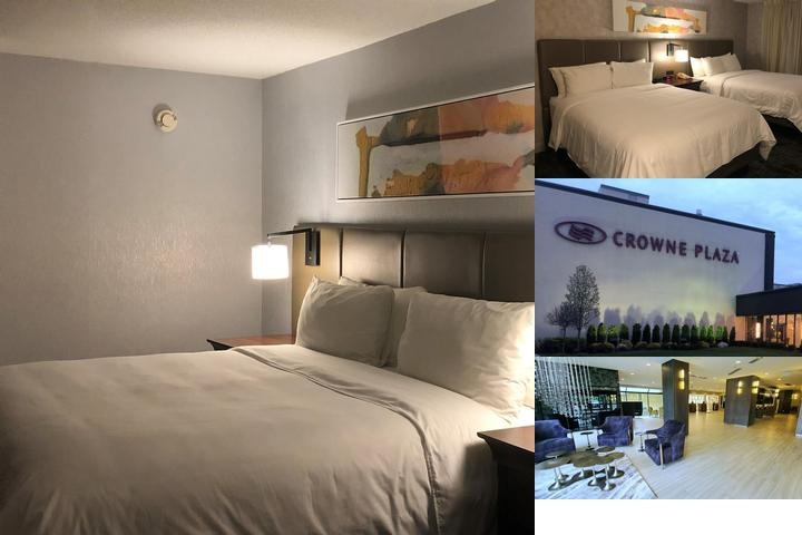 Crowne Plaza Chicago Northbrook photo collage