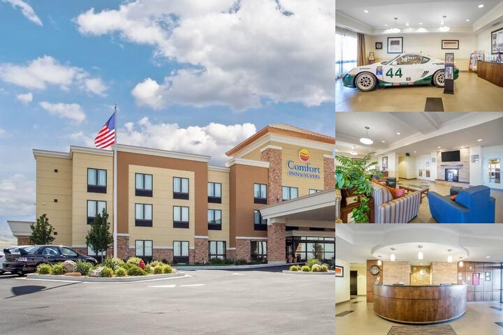 Comfort Inn & Suites Tooele photo collage