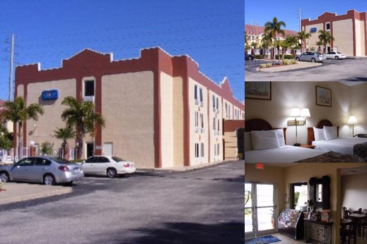 Baymont Inn & Suites at Universal Studios photo collage