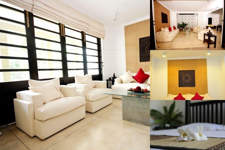 Ankinda Luxurious Villa photo collage