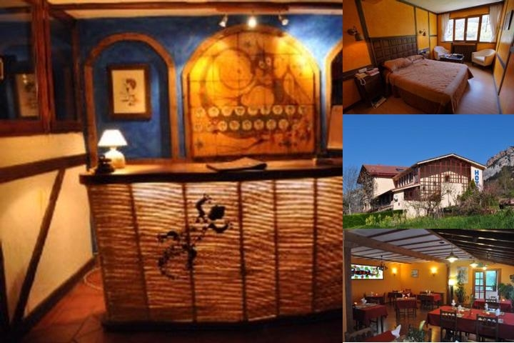 Hotel Torrecerredo photo collage