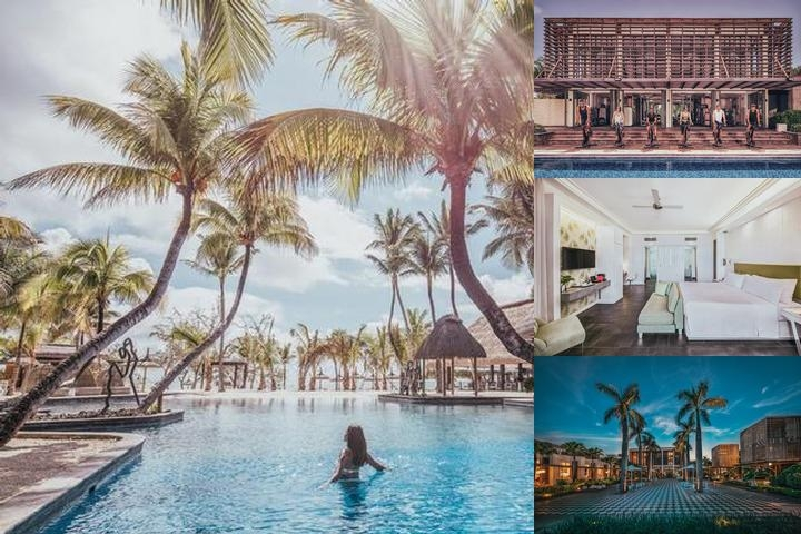 Long Beach Golf & Spa Resort photo collage