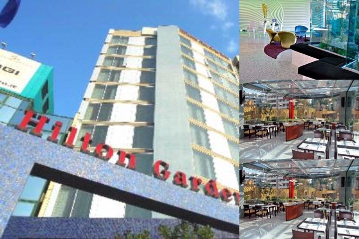 Hilton Garden Inn Bari photo collage