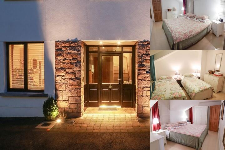 Coach House Hotel photo collage