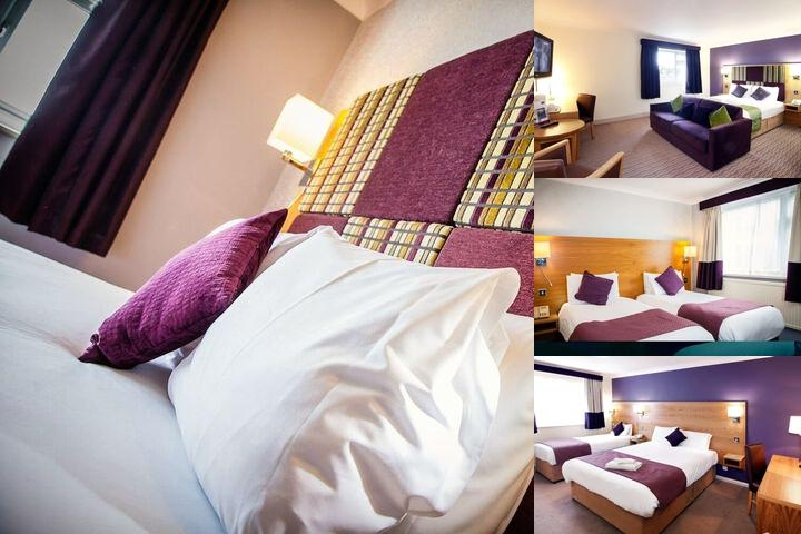 Mercure Chester North Hotel photo collage