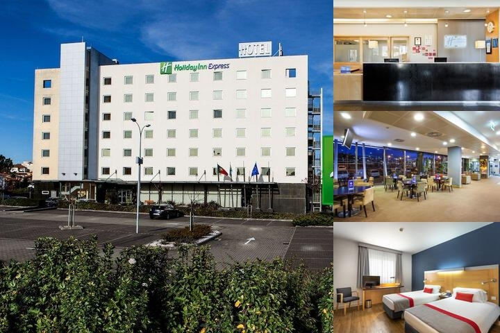 Holiday Inn Express Lisbon Oeiras photo collage