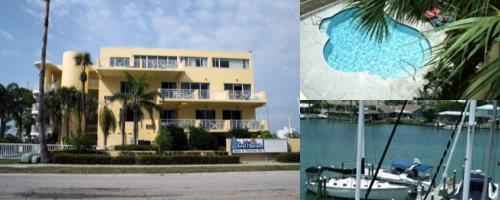 Chart House Suites on Clearwater Bay photo collage