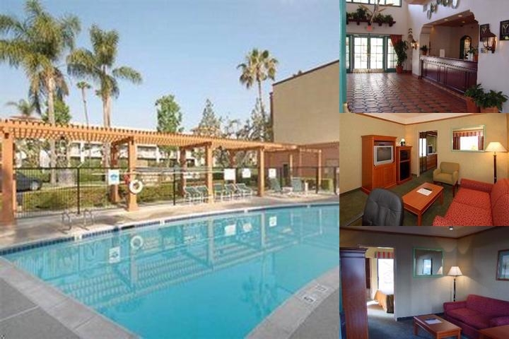 Country Inn Suites John Wayne Airport Photo Collage