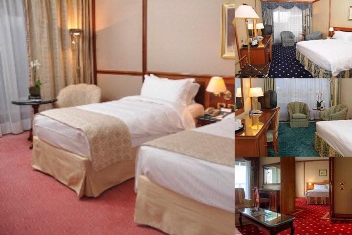 Intercontinental Bucharest photo collage