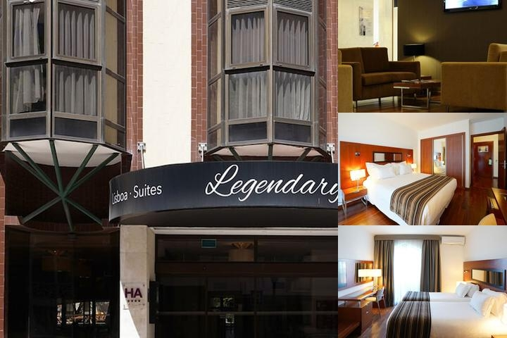 Legendary Lisboa Suites photo collage