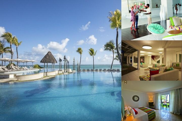 Ambre Resort & Spa photo collage