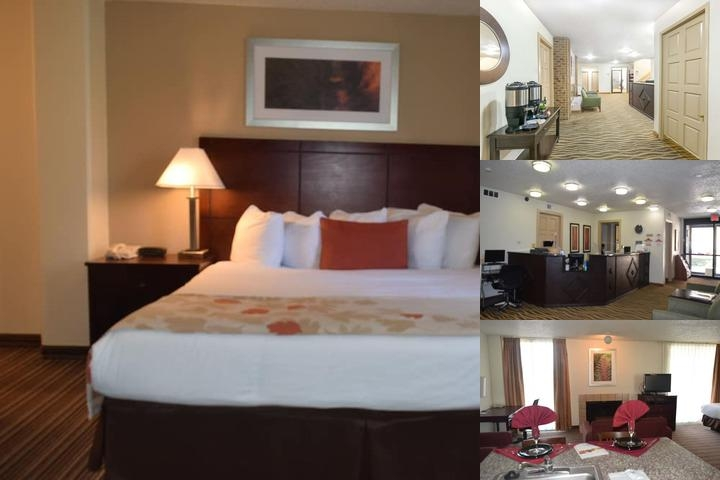 Hawthorn Suites photo collage