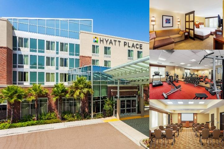 Hyatt Place San Diego Vista / Carlsbad photo collage