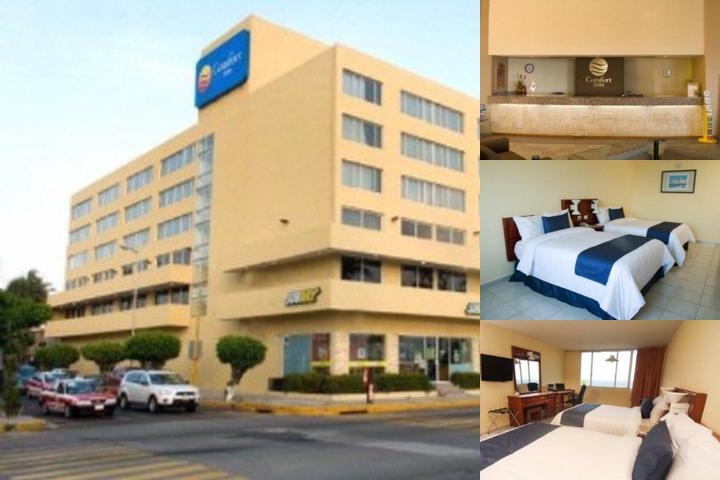 Comfort Inn Veracruz photo collage