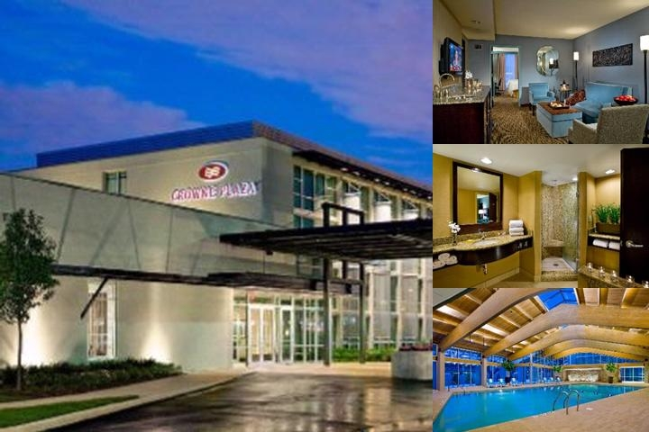 Crowne Plaza Lombard Downers Grove photo collage