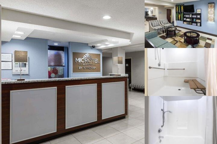 Microtel Inn & Suites by Wyndham photo collage
