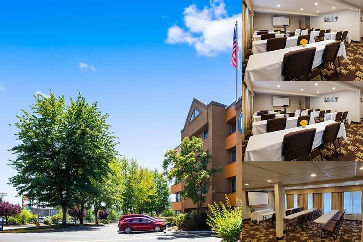 Best Western Alderwood photo collage