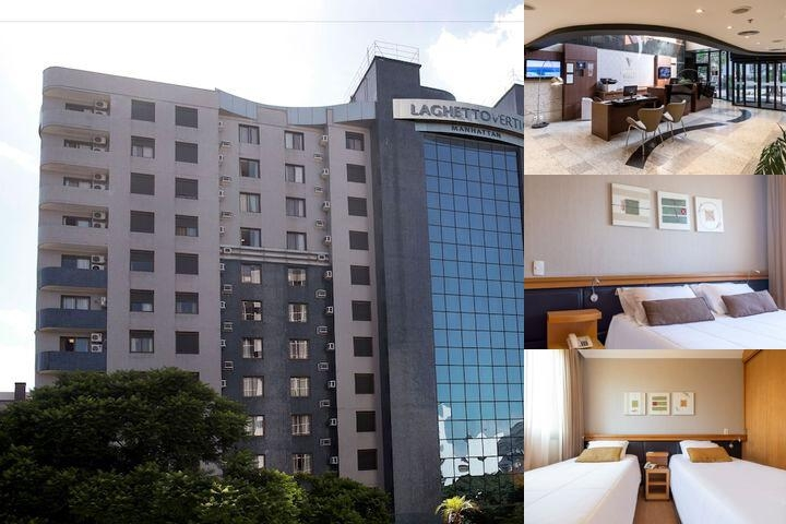 Mercure Porto Alegre Manhattan Hotel photo collage