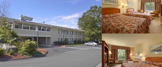 Days Inn Mystic photo collage
