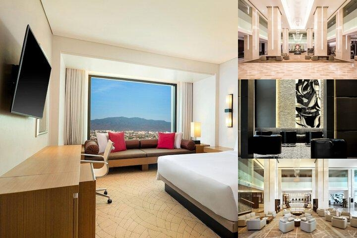 Le Meridien Chiang Mai photo collage