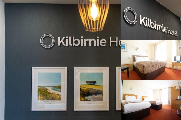 Kilbirnie Hotel photo collage