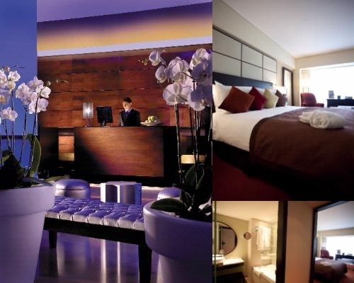 Radisson Blu Hotel Bucharest photo collage