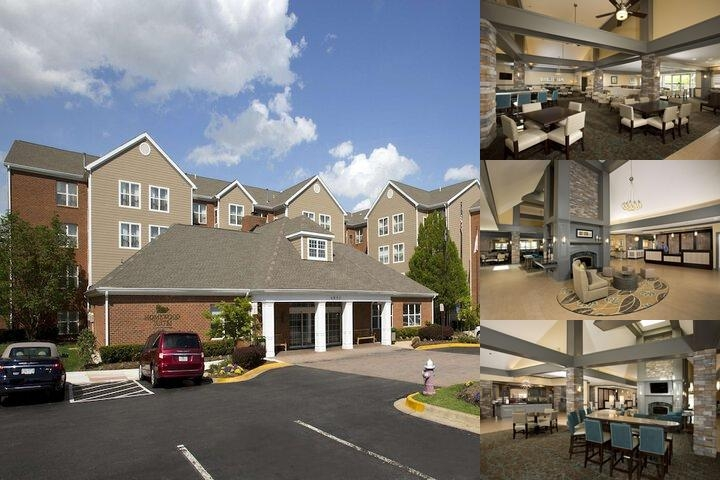 Homewood Suites by Hilton Alexandria / Pentagon So photo collage
