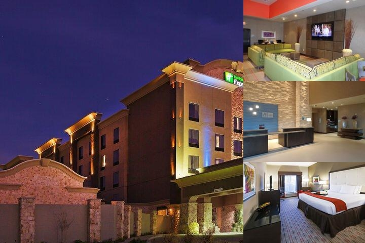 Holiday Inn Express Frisco photo collage