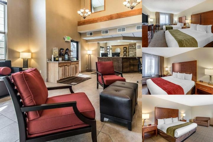 Comfort Inn Denver West photo collage