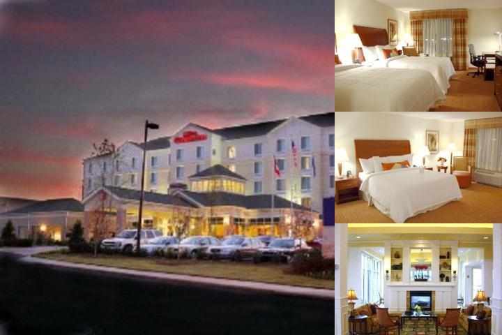 Hilton Garden Inn Myrtle Beach / Grand Coastal Mal photo collage