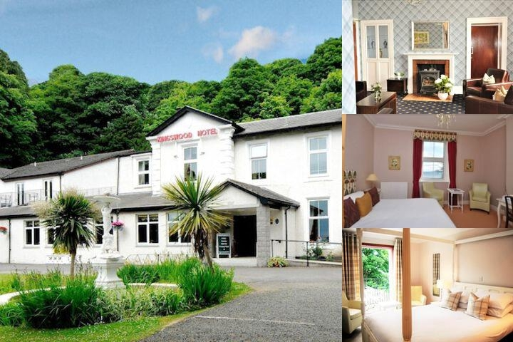 Kingswood Hotel photo collage