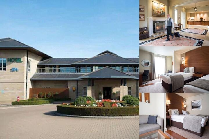 Thorpe Park Hotel & Spa photo collage
