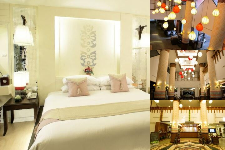 Chiang Mai Gate Hotel photo collage