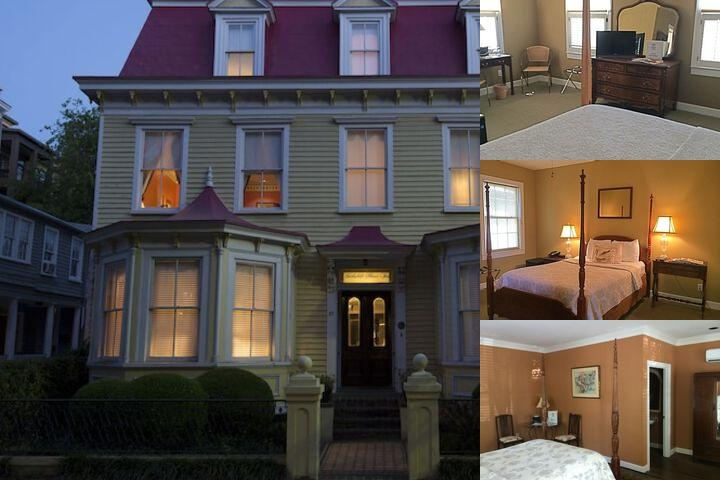 Barksdale House Inn photo collage