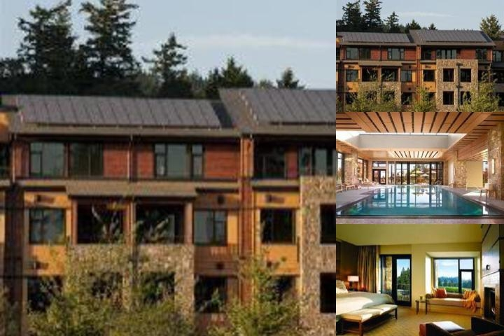 Allison Inn & Spa Willamette Valley photo collage