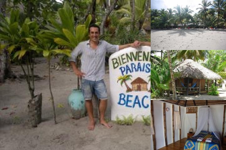Paraiso Beach photo collage
