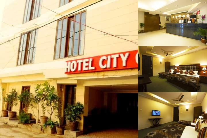 Airport Hotel City Centre photo collage