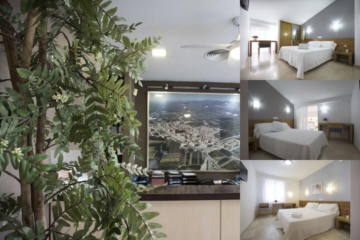 Hotel Casbah photo collage