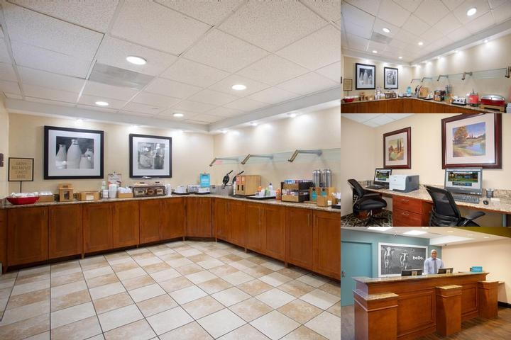 Hampton Inn & Suites Kansas City Merriam photo collage