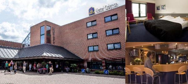 Hotel Odense photo collage