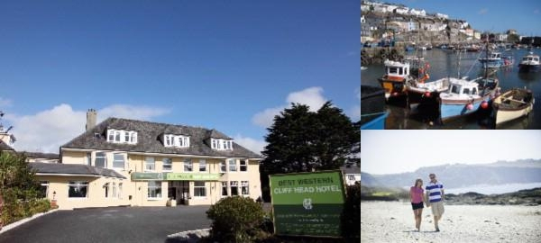 Best Western Cliff Head Hotel photo collage