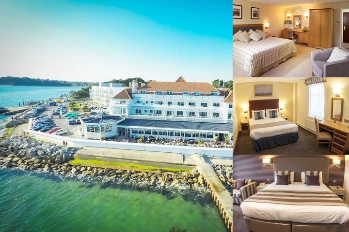 Haven Hotel photo collage