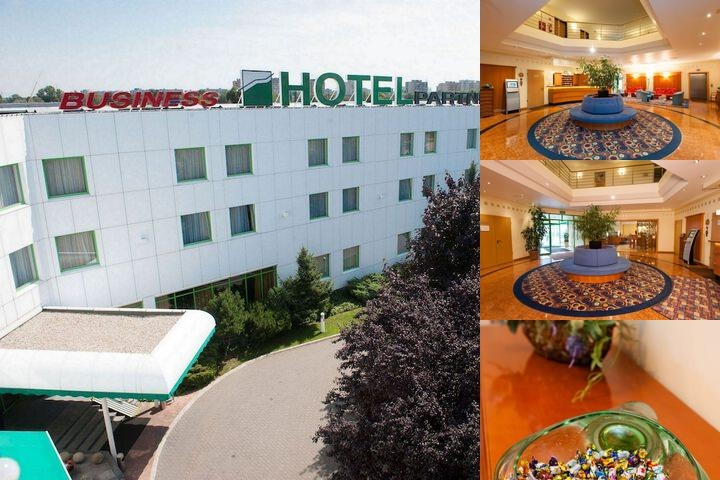 Hotel Partner photo collage